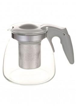 Чайник 900мл серый