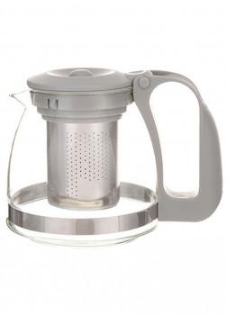 Чайник 700мл серый