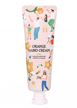 Крем для рук Orange