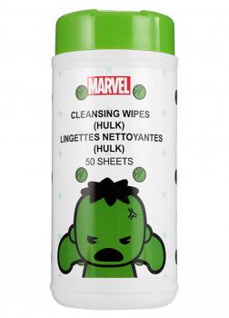 Салфетки очищающие Marvel  (Hulk)