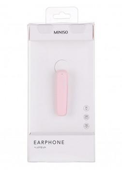 Наушники Bluetooth BL-66A (Pink)
