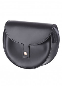 Сумка Retro Semicircle  (Black) Crossbody