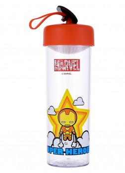 Бутылка пластиковая  450ml (Iron Man) Marvel