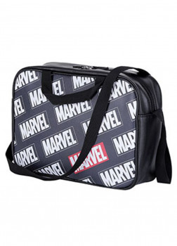 Сумка Crossbody Black&White MARVEL