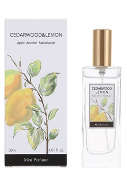 Парфюм Cedarwood&Lemon for Men 30мл