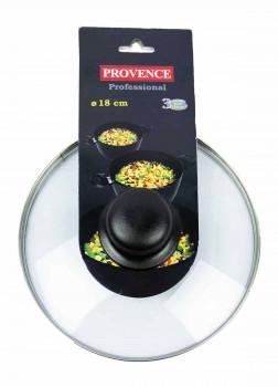 Крышка стеклянная 18 см Provence