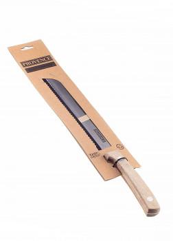 Нож для хлеба с дерев ручкой Provence
