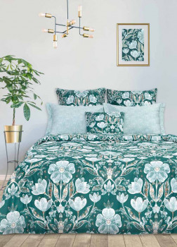 Постельное белье 2-спальное Fantasia Forest Mystery COZY HOME