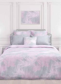 Постельное белье Евро Bellona Pink Clay COZY HOME