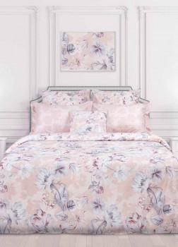 Постельное белье 2-спальное Lovere Pink Clay COZY HOME