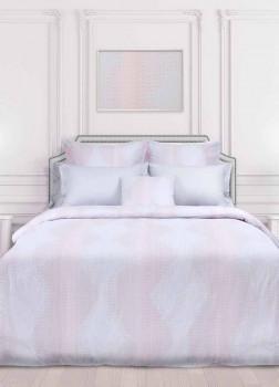 Постельное белье Евро Celebre Pink Clay COZY HOME