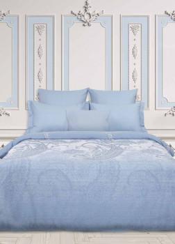 Постельное белье 2-спальное Aviano Dusty Ice COZY HOME
