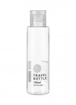 Прозрачная Бутылка 100 мл