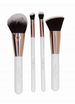 Набор кистей для макияжа PERFECT LINE 4 шт VIKTORIYA STANEVICH